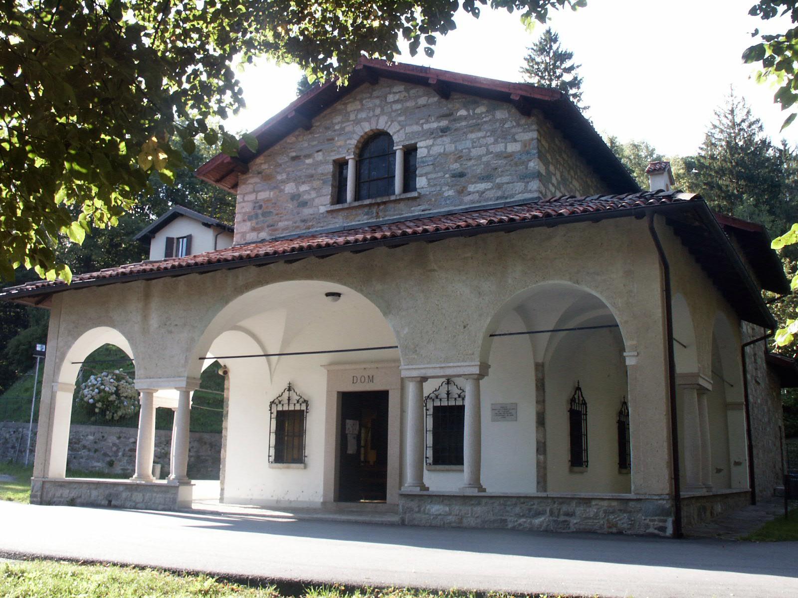 Piccolo Ufficio Della Madonna : Chiesa della madonna della neve sec xx comune di gignese